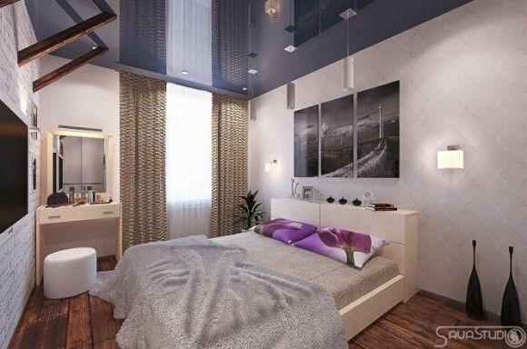 Habitaciones modernas con un toque femenino 10