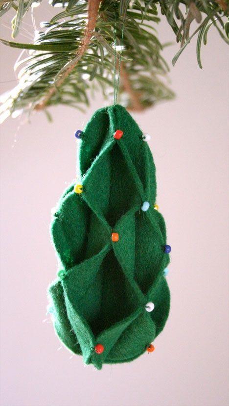 Adornos Originales para el Arbol de Navidad 1